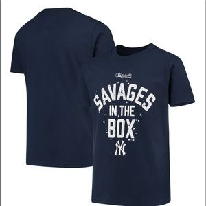 Genuine Merchandise Shirts - Men's NY Yankee shirt